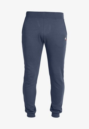 ESS  - Tracksuit bottoms - navy blue