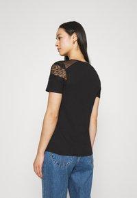 Morgan - DIETER - Basic T-shirt - noir - 2