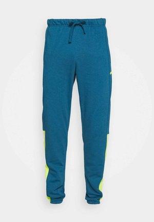 CUFF PANTS  - Tracksuit bottoms - blu marocchino