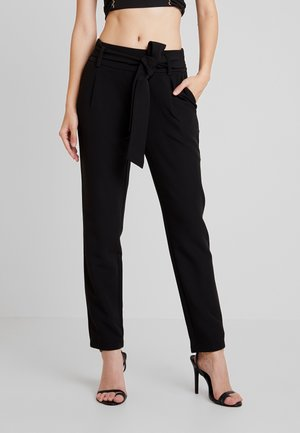 PCHIPA PANTS - Trousers - black