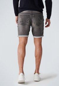 No Excess - Denim shorts - grey denim - 1