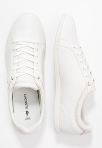 Lacoste - REY LACE - Baskets basses - offwhite - 3