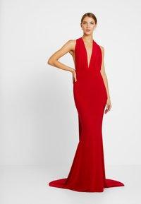 Club L London - Společenské šaty - red - 0