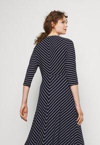 Lauren Ralph Lauren - MATTE DRESS - Jersey dress - navy/colonial - 5