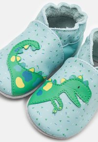 Robeez - SMILING DINO - First shoes - bleu clair - 5
