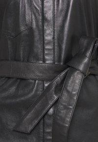 Oakwood - BREAK - Shirt dress - black - 6