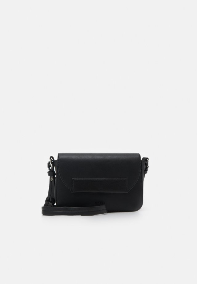CROSSBODY BAG ROSS SET - Olkalaukku - black