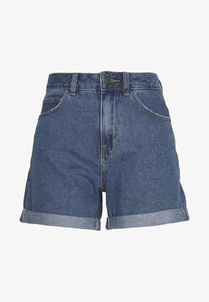 VMNINETEEN MIX - Jeansshorts - medium blue denim