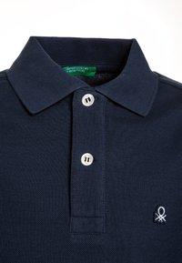 Benetton - Polo shirt - dark blue - 2