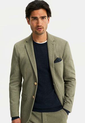 HEREN SLIM FIT  - Blazer - olive green