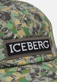 Iceberg - UNISEX - Cap - green - 3