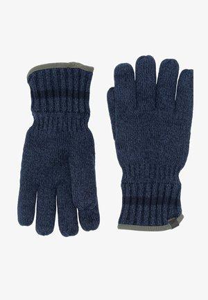 Gloves - night blue