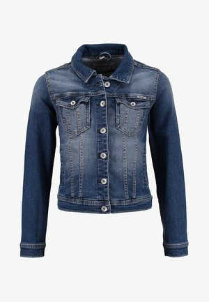 Denim jacket - intens blue