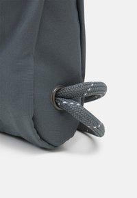 Nike Sportswear - HERITAGE UNISEX - Rucksack - smoke grey/iridescent - 3