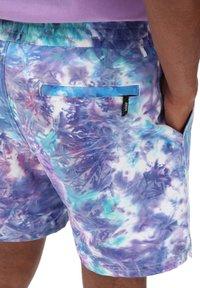 Vans - MN TIE DYE VOLLEY - Shorts - english lavender tie dye - 2