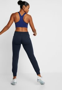 Kappa - TAIMA PANTS WOMEN - Pantaloni sportivi - dress blues - 2