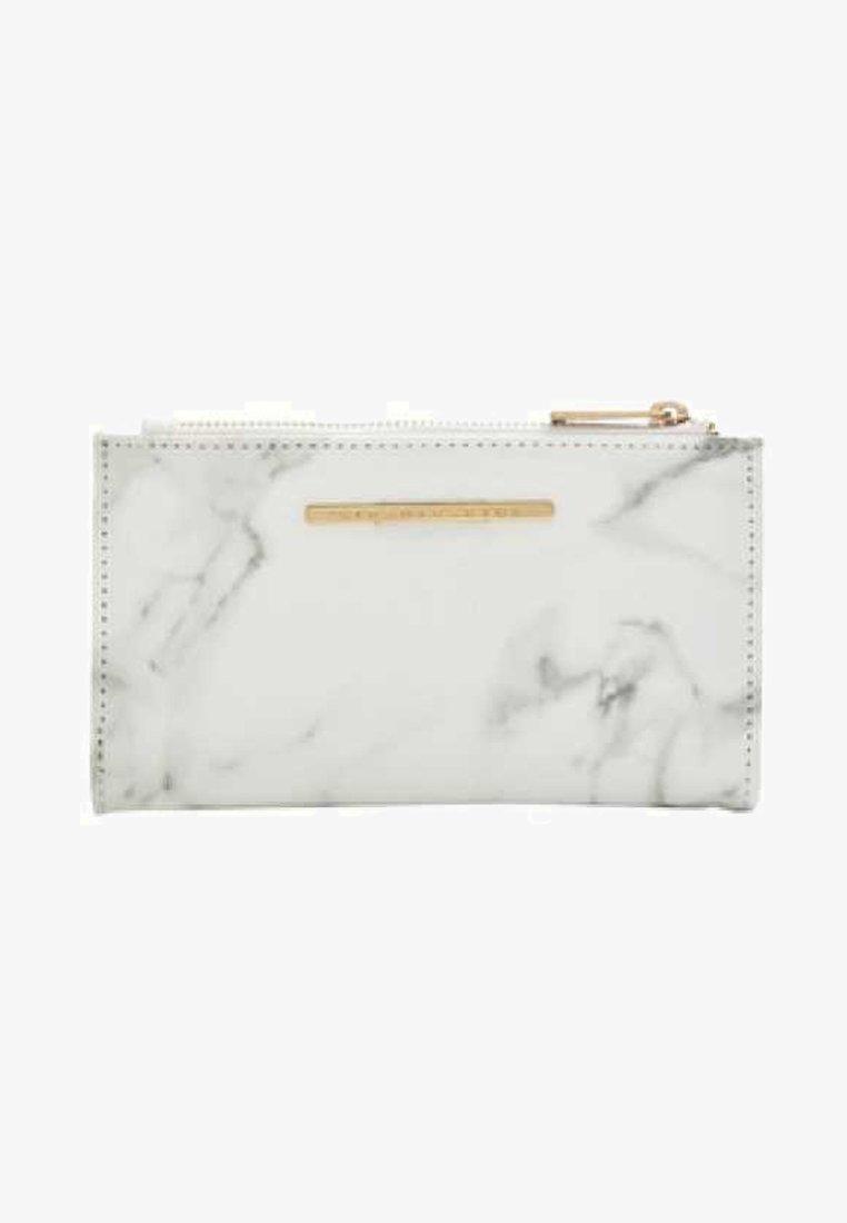 Stradivarius - Wallet - white