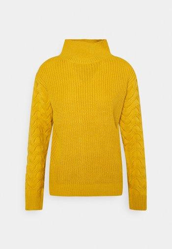 LADIES - Jumper - saffron yellow