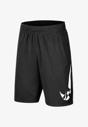 kurze Sporthose - schwarz/grau