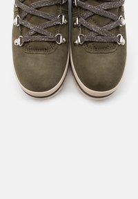 Tamaris - Winter boots - olive - 5