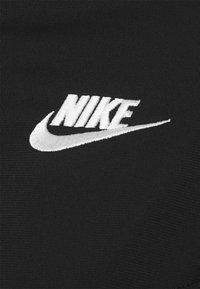 Nike Sportswear - SUIT - Tracksuit - black/white - 6