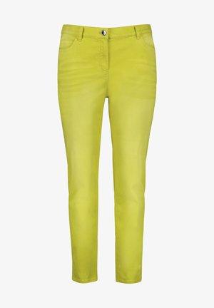 Jeans slim fit - citronella