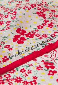 Becksöndergaard - FLOFIELD SIRU SCARF - Foulard - red love - 2