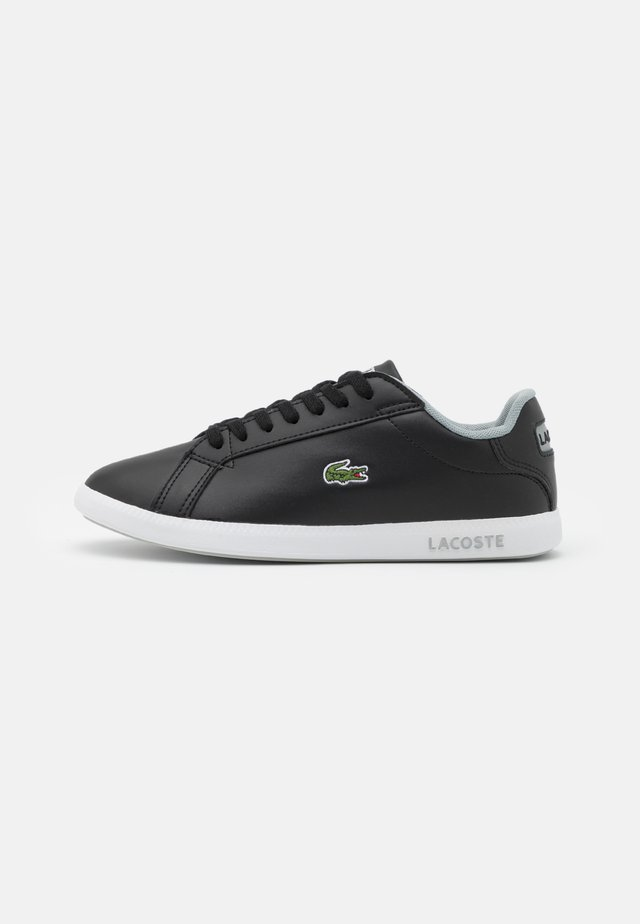 GRADUATE - Sneakers basse - black/grey