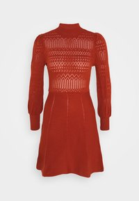 Trendyol - Jumper dress - brick - 4