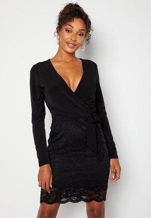 ELLA - Cocktailklänning - black