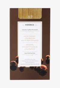 Korres - ARGAN OIL ADVANCED COLORANT - Hair colour - 8.7 toffee - 0