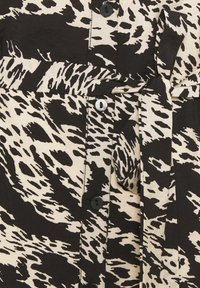 Object - OBJTALUSA  BIRDY DRESS - Day dress - black/sandshell - 8