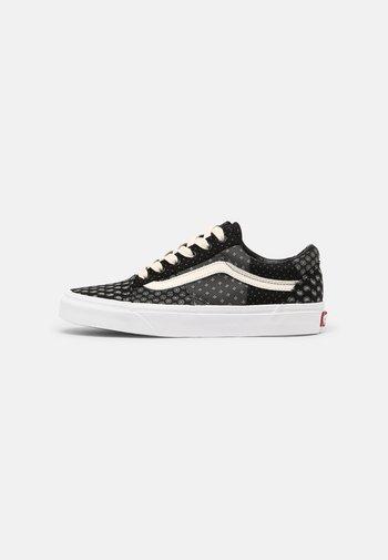 OLD SKOOL UNISEX - Sneakers - black/true white