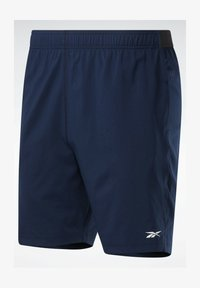 Reebok - WORKOUT READY SPEEDWICK TRAINING 1/2 - Pantaloncini sportivi - blue - 3