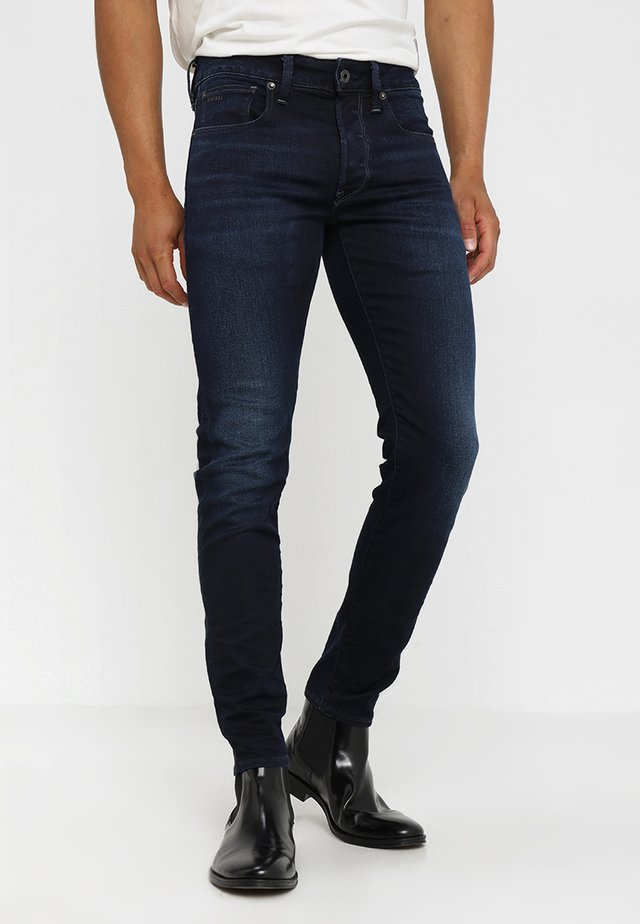 3301 SLIM - Slim fit jeans - dark aged