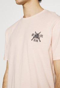 YOURTURN - T-shirt imprimé - pink - 5