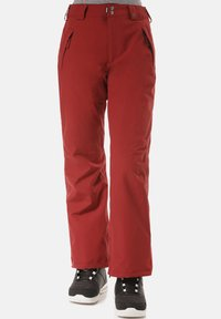 Light Boardcorp - Pantalon de ski - red - 0