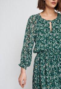 InWear - Maxi dress - dark green - 2