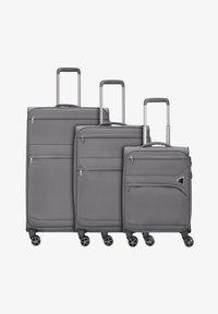 Cocoono - 3SET - Set de valises - anthracite - 0