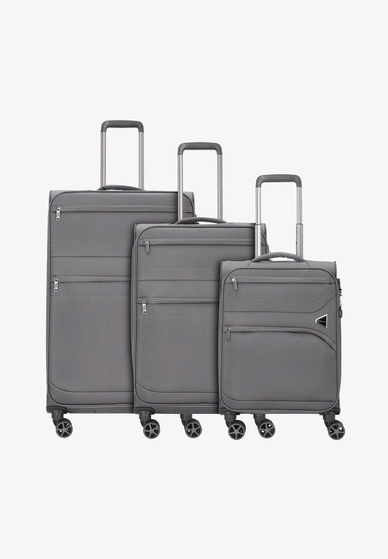 Cocoono - 3SET - Set de valises - anthracite