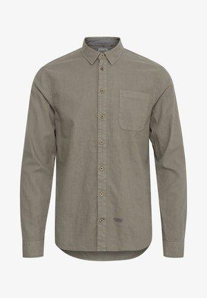 SHIRT SLIM FIT - Shirt - kalamata green