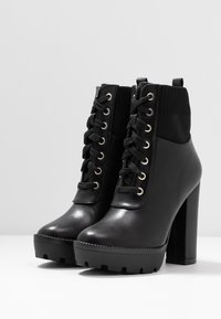 RAID - SKY - High heeled ankle boots - black - 4