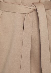 ONLY - ONLKYLIE HIGHNECK BELT DRESS - Day dress - beige - 2