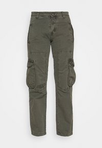 Alpha Industries - EDGE - Cargo trousers - grey - 3