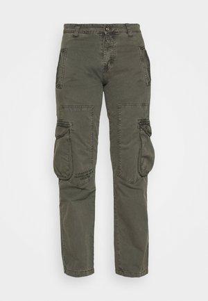 EDGE - Cargo trousers - grey