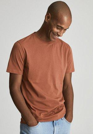 BLESS - T-shirt basic - copper