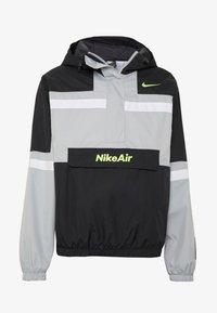 Nike Sportswear - M NSW NIKE AIR JKT WVN - Veste coupe-vent - smoke grey/black/white - 3