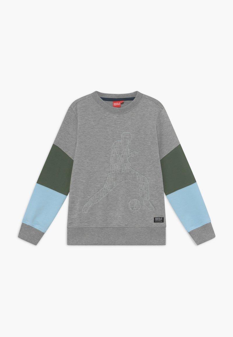 Monta Juniors - CARDIFF - Sweatshirt - heather grey