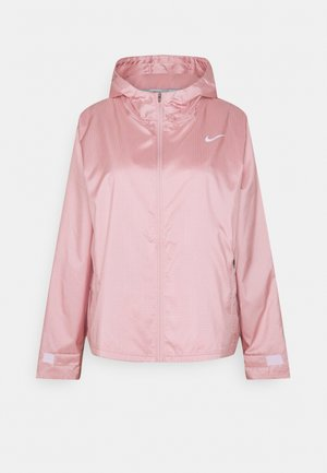 ESSENTIAL JACKET PLUS - Sports jacket - pink glaze/reflective silver