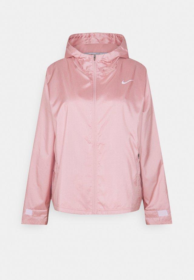 ESSENTIAL JACKET PLUS - Sports jacket - pink glaze/reflective silver